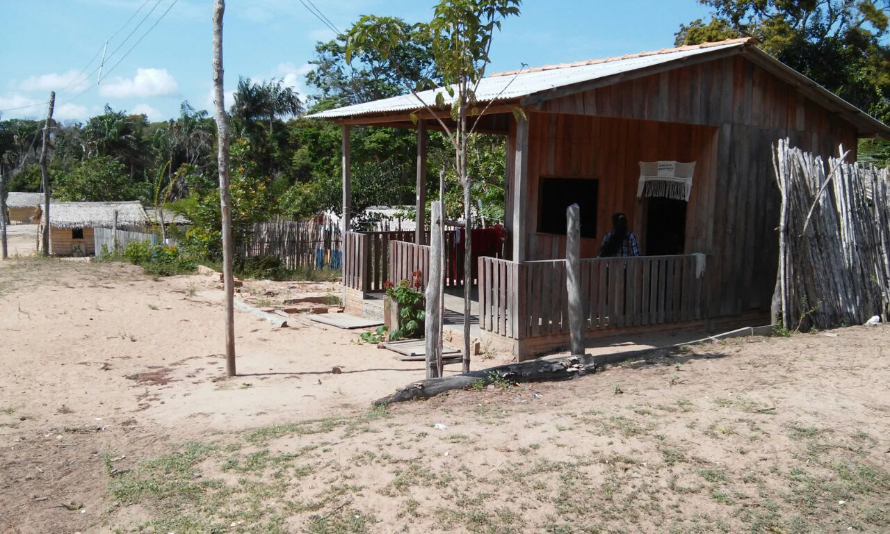 Cerca de 46 famílias residem na área em disputa judicial. Foto: STTR Santarém
