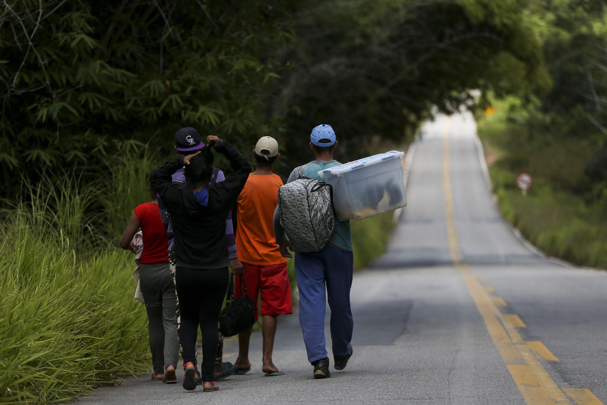 Residentes em áreas de fronteiras, comunidades vivem instabilidade diante da regularização automática de terras. Foto: Marcelo Camargo/Agência Brasil